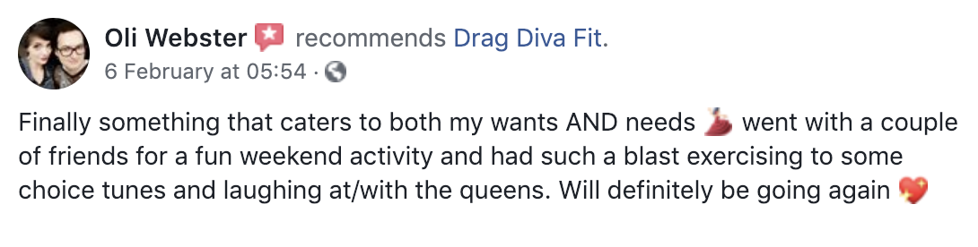 Drag Diva Fit | Unique Gym Classes With Drag Queens